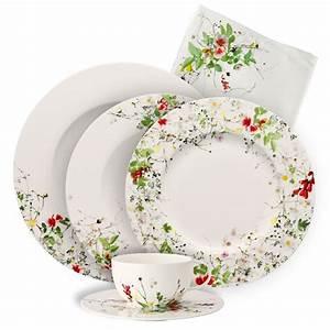 Rosenthal Geschirr Set : rosenthal selection brillance starter set 6 tlg fa fleurs sauvages ~ Eleganceandgraceweddings.com Haus und Dekorationen