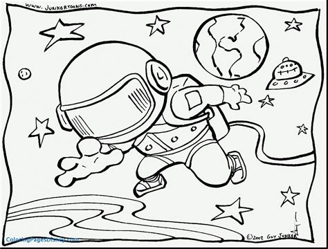outer space coloring pages print coloring