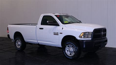 New 2018 Ram 2500 Tradesman Regular Cab In Marshfield