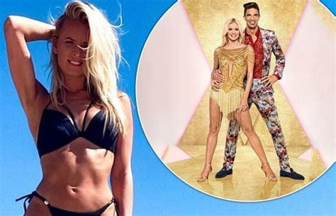 Strictly's Nadiya Bychkova flaunts her VERY toned physique ...