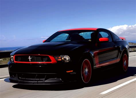 2012 Ford Mustang 302 Specs by 2013 Ford Mustang 302 Laguna Seca Specs