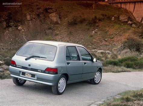 renault car 1990 renault clio 5 doors specs 1990 1991 1992 1993 1994