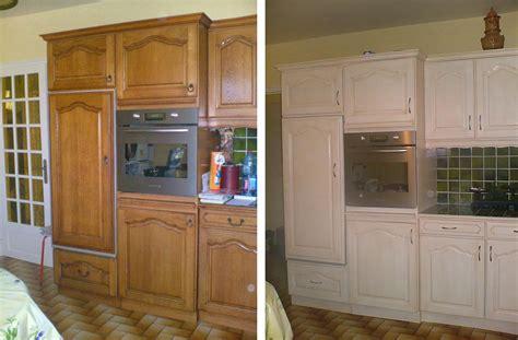 repeindre sa cuisine en bois bois stylish peinture cuisine beige clair la dco de gg la cuisine