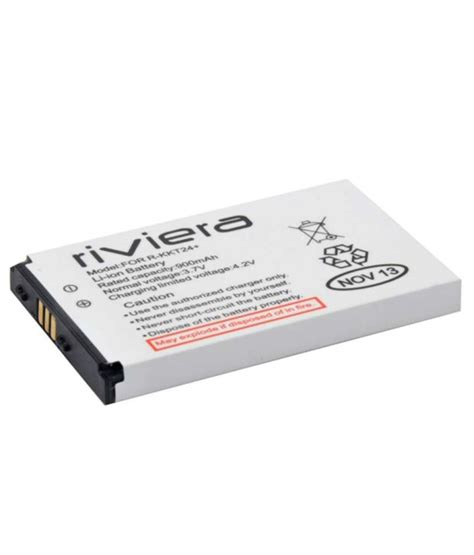 battery operated lava l nz riviera lithium ion mobile battery for lava kkt 24 1000