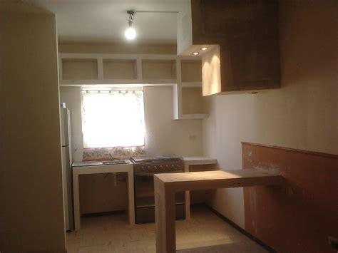 tablaroca casa multiservicios kuchnia cocinas pequenas