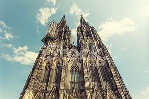 Cologne Cathedral IN Germany Stock Photos
