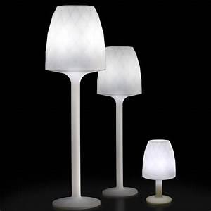 Lampe De Chevet Sans Fil : lampe led sans fil vases vondom ~ Teatrodelosmanantiales.com Idées de Décoration