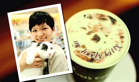 ekspres do kawy drukuje zdjęcia na piance kawy latte m aktualności swiatobrazu pl