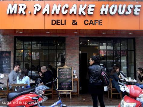 [shanghai] Mr. Pancake House