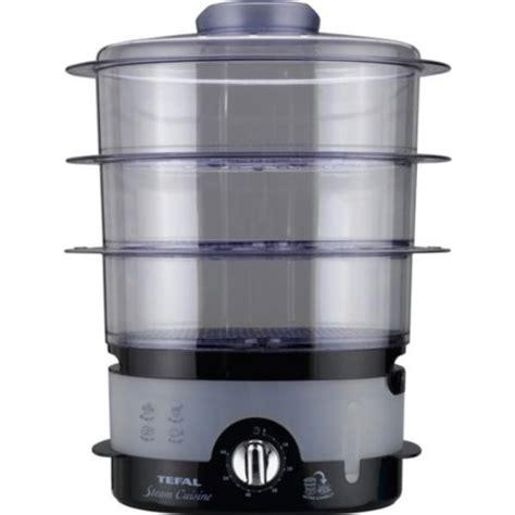 steamer cuisine tefal vc100715 steam cuisine compact steamer 3 tiers