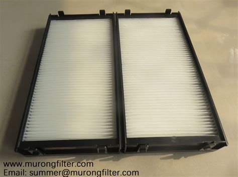 replacement bmw   air conditional filter