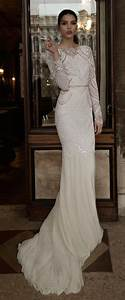 stunning long sleeve wedding dresses modwedding With long sleeve dresses to wear to a wedding