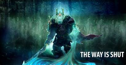 Wraith King Lord Dota Thought Saw Imgur
