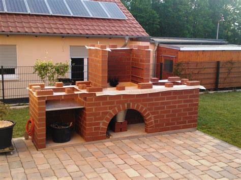 Grill Dach Selber Bauen by Kamin Grill Selber Bauen Grill Selber Bauen Aus Stein