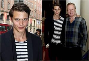 Iconic Stellan Skarsgard and his Swedish acting family ...