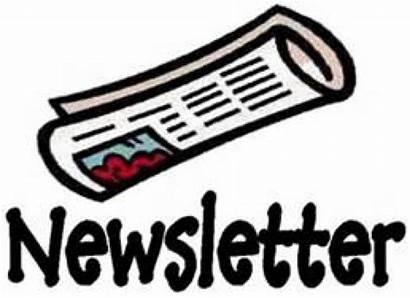 Newsletter Clip Clipart Jan