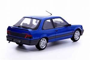 309 Gti 16s : peugeot 309 gti 16 16s azul miami prototype ottomobile coches miniaturas 1 18 comprar venta ~ Gottalentnigeria.com Avis de Voitures