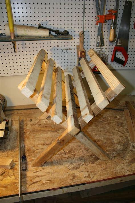 folding wood manger church activities pinterest