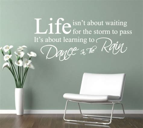inspirational quotes wall decor inspirational wall stickers 2
