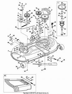 Mtd 13av91gs897  2011   V91gs  2011  Parts Diagram For