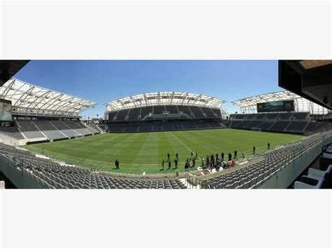Los Angeles Football Club's Banc Of California Stadium