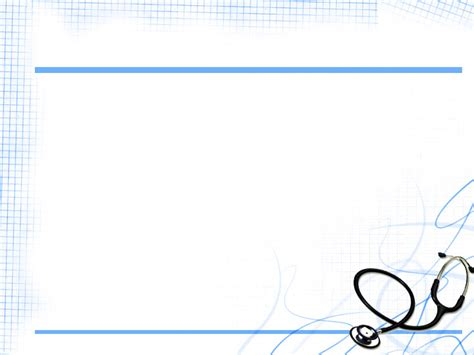 Medical Check Ppt Backgrounds