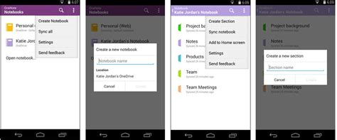 onenote android onenote for android 小幅更新 完善基础功能 livesino 中文版 微软信仰中心