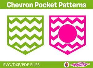 Chevron Pocket Clip Art