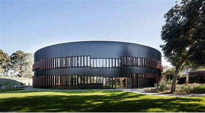 Circular Building Colours Designed Learning Indiaartndesign Facade