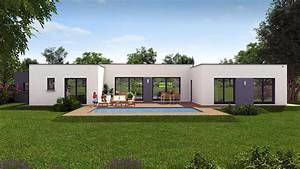 Maison Plain Pied Design