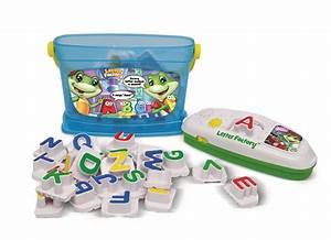 Leapfrog letter factory phonics amazonin toys games for Letter factory toy