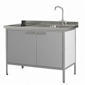 Meuble Sous Evier Ikea : meuble de cuisine attityd ikea marie claire maison ~ Preciouscoupons.com Idées de Décoration