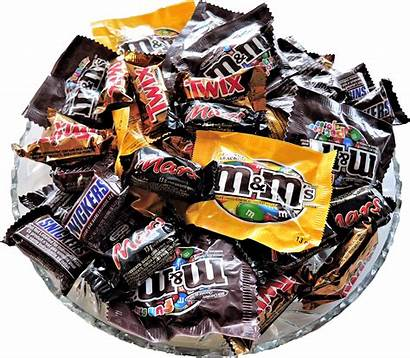 Candy Halloween Bowl Trick Clipart Treat Background