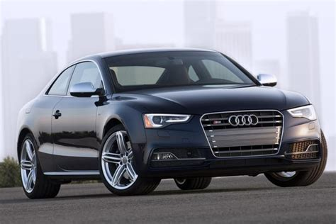 Audi Cars 2013 by 2013 Audi S5 New Car Review Autotrader