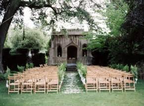 garden wedding manor outdoor wedding once wed