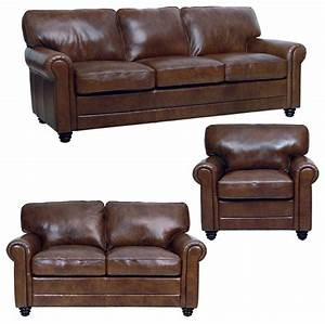 Lovely barcelona chair italian leather chocolate modern 3 for Genuine italian leather sectional sofa