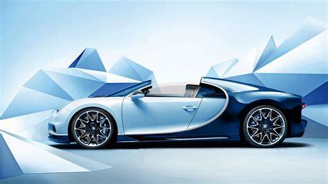 Bugatti Chiron Roadster Wallpaper