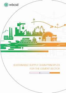 Sustainable supply chain management guides