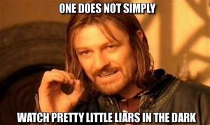 """17 """"Pretty Little Liars"""" Memes That Said Exactly What You"""