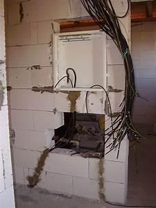 Rozvody elektřiny v bytě