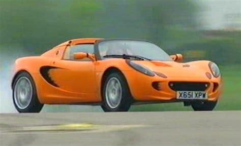 2000 Lotus Elise Series Ii [type M117] In
