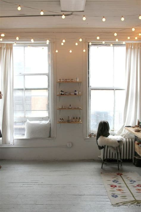 Led Lights To Hang In Your Room by Decorating With Hanging Globe Lights Indoors String
