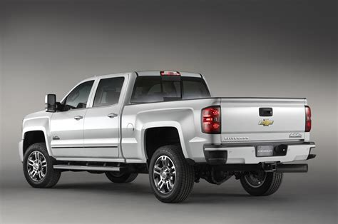 Chevy Hd Trucks by 2015 Chevrolet Silverado High Country Hd This Is It Gm