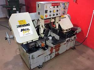 Scie à Ruban : everising s 250 ha band saw for metal exapro ~ Edinachiropracticcenter.com Idées de Décoration