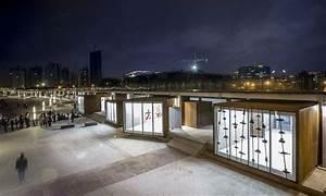 Gallery Of Shanghai West Bund Biennial Pavilions    Shl