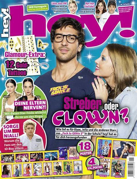 hey! Magazin: Covergalerie B Cover 1115