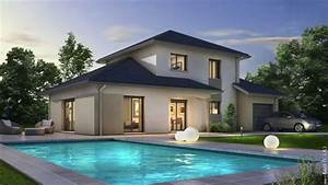 Maison En L Moderne : mod les de maisons et t moignages clients maisons clair logis youtube ~ Melissatoandfro.com Idées de Décoration