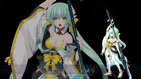 fategrand order lancer kiyohime summer noble phantasm