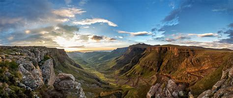Sani Pass, the Gateway to Lesotho