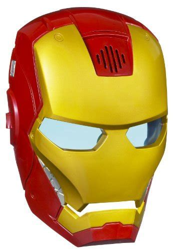 Marvel The Avengers Iron Man Mission Mask Accessory   Buy